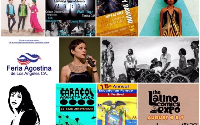 Top Cultural Events in LA: August 3-9